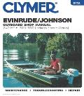 Evinrude Johnson 2 40 HP Outboards 1973 1990 Outboard Shop Manual