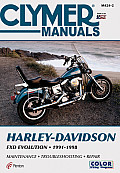Harley Davidson Fxd Evolution 1991-1998