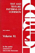 Text and Texture: Patterns of Cohesion