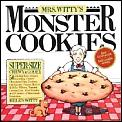 Mrs Wittys Monster Cookies