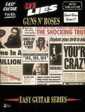Guns N Roses Lies For Easy Guitar