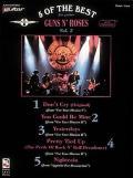 Guns N Roses Volume 2 Five Of The Best