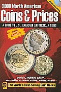 2009 North American Coins & Prices A Guide to U S Canadian & Mexican Coins With DVD
