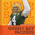 Super Bowl Champions Green Bay Packers