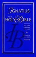 Bible Rsv Holy Bible Revised Standard Edition Ignatius