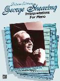 George Shearing Interpretations For Piano