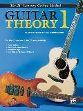 Belwin's 21st Century Guitar Theory 1