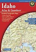 Idaho Atlas & Gazetteer 5th Edition