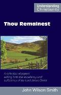 Thou Remainest