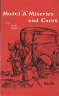 Model 'A' Miseries and Cures