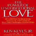 Power Of Unconditional Love 21 Guideline