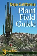Baja California Plant Field Guide 3rd Ed