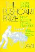 Pushcart Prize XvIII 1993 1994