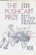 The Pushcart Prize XIX: Best of the Small Presses