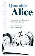 Quotable Alice From The Works Of Lewis