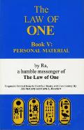 Law Of One Book 5 Personal Material