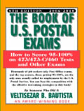 Book Of U S Postal Exams How To Scor 8th Edition