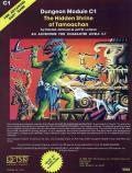 The Hidden Shrine Of Tamoachan: Dungeon Module C1: An Adventure For Character Levels 5 - 7: Advanced Dungeons And Dragons: AD&D RPG: TSR 9032