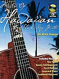 Masters of Hawaiian Slack Key Guitar With 70 Minnute CD