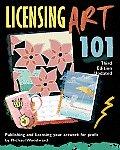 Licensing Art 101 3rd Edition