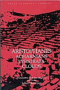 Aristophanes Acharnians Lysistrata Clouds