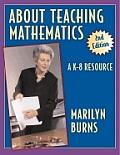 About Teaching Mathematics 2nd Edition