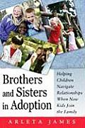Brothers and Sisters in Adoption: Helping Children Navigate Relationships When New Kids Join the Family