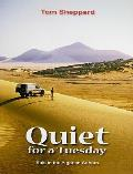 Quiet for a Tuesday: Solo in the Algerian Sahara