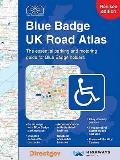 Concise Blue Badge Uk Road Atlas