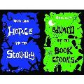 Horace and the Stowaway / Edward and the Book Crooks