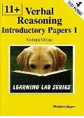 11+ Introductory Practice Papers: Verbal Reasoning Multiple Choice