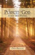 The Pursuit of God: 30 Day Devotional