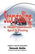 Storytelling: An Effective Communication Appeal in Preaching