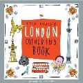 Zero Lubin's London Colouring Book