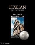 Foreign Service Institute Italian Fast Course Volume I