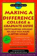 Making A Difference College Guide 6th Edition