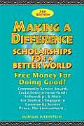 Making a Difference Scholarships for a Better World
