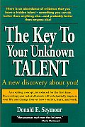Key To Your Unknown Talent Scrumptious