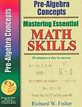 Pre Algebra Concepts Mastering Essential Math Skills