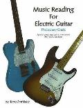 Music Reading for Electric Guitar