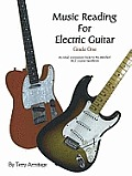 Music Reading for Electric Guitargrade One