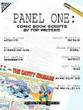Panel One Comic Book Scripts by Top Writers