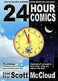 24 Hour Comics Edited By Scott Mccloud