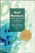 Real Numbers Management Accounting in a Lean Organization