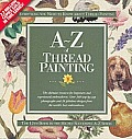 A to Z of Thread Painting