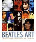 Beatles Art Fantastic New Artwork of the Fab Four