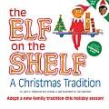 Elf on the Shelf With Brown Eyed Boy Elf Toy