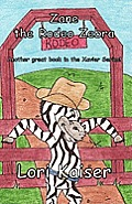 Zane the Rodeo Zebra