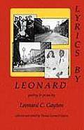Lyrics by Leonard