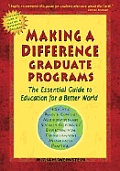 Making A Difference Graduate Programs